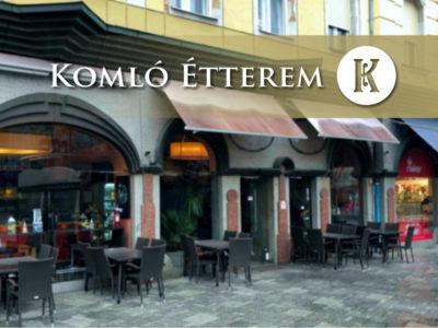 Komlo Étterem Szombathely
