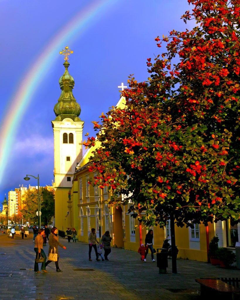 Szombathelyi Szent Erzsébet Ferences rendi templom