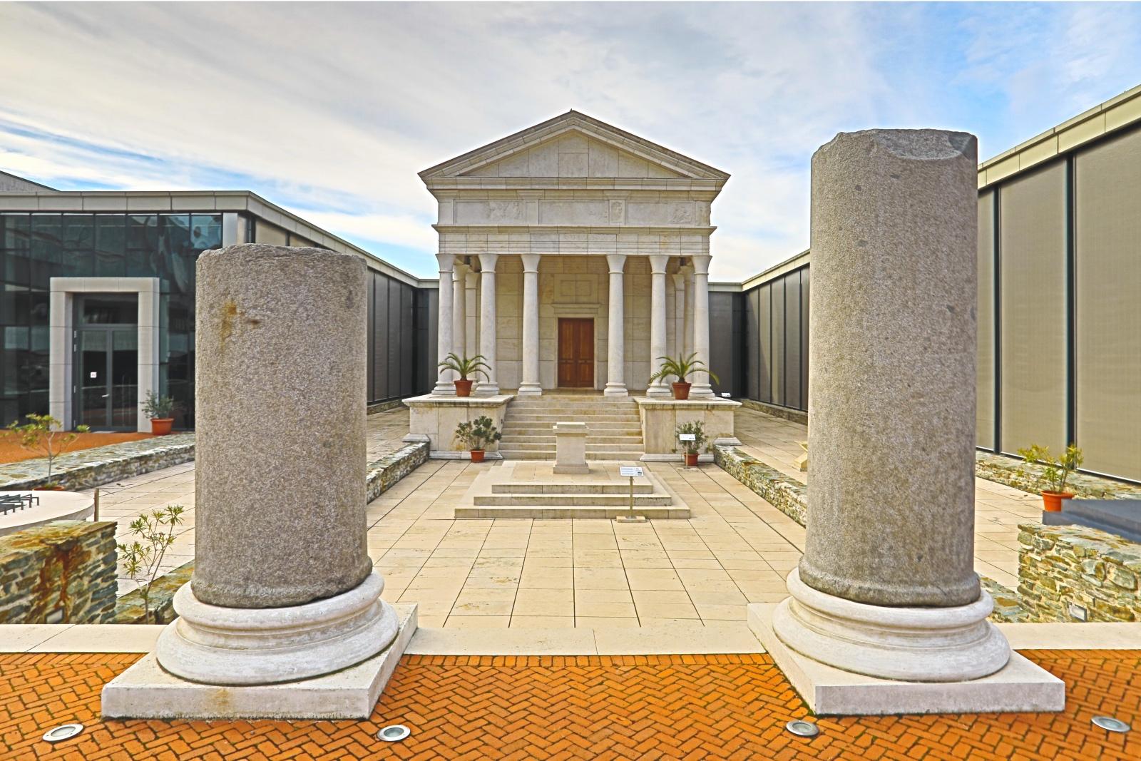 ISEUM Savariense Régészeti Műhely és Tárház - Forum Hotel Szombathely